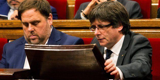 🔴 DIRECTO: ERC y PDeCAT se presentarán a las elecciones del