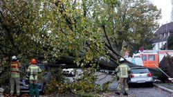 Al menos siete muertos en Europa central debido a la tormenta