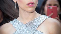 Scarlett Johansson rompe a llorar al descubrir la historia de sus