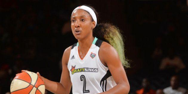 Una jugadora de la NBA femenina denuncia que sufrió acoso