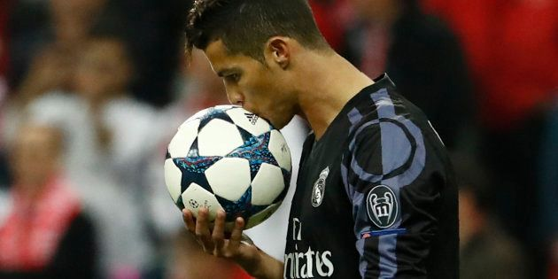 Cristiano Ronaldo tumba al Bayern