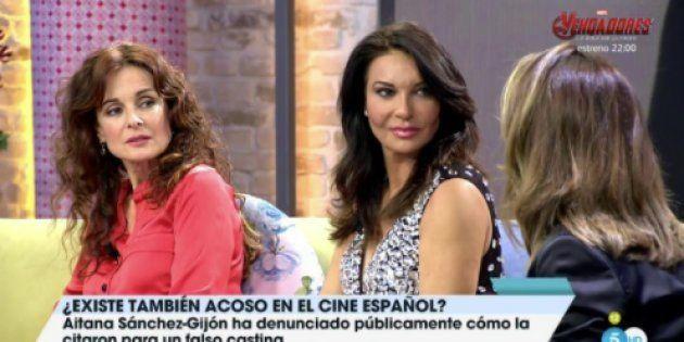 La presentadora María Abradelo denuncia que sufrió acoso sexual por parte de un