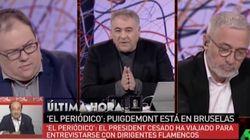 La tajante crítica de Ferreras a Puigdemont por lo que ha hecho un día como