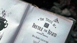 JK Rowling revela el significado del símbolo de las Reliquias de la Muerte de Harry