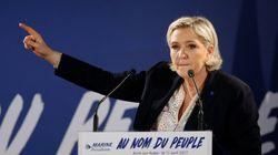 Intentan prender fuego a la sede de campaña de Marine Le Pen en