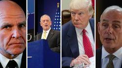 Estos tres generales pueden frenar el extremismo de