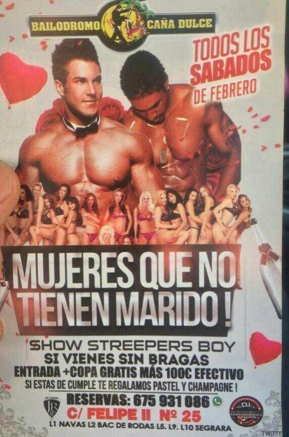 El Ayuntamiento de Barcelona actuará contra una discoteca por ofrecer 100 euros a las mujeres que vayan...