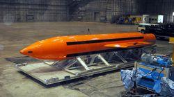 Estados Unidos lanza en Afganistán su más poderosa bomba no