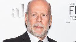 Bruce Willis es un tipo duro, pero Halloween se lo toma con