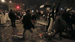Carreras, golpes en el suelo y gritos de amenaza: así fue la caótica Madrugá