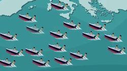 El demoledor tuit de CEAR sobre el hundimiento del 'Titanic' que saca los colores a la
