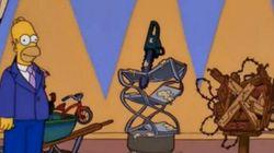 Este tuit premonitorio de los Simpsons sobre ARCO 2017 enloquece