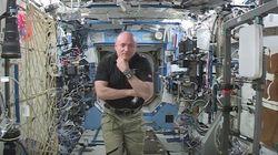 Un astronauta de la NASA revela a qué huele el espacio (y no, no es nada
