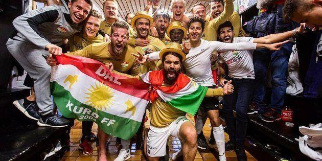Dalkurd FF de Suecia: el equipo nacional del pueblo