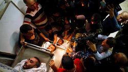 Mueren siete milicianos palestinos tras el bombardeo israelí de un túnel en