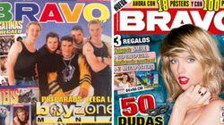 Después de 21 años, la revista 'Bravo'