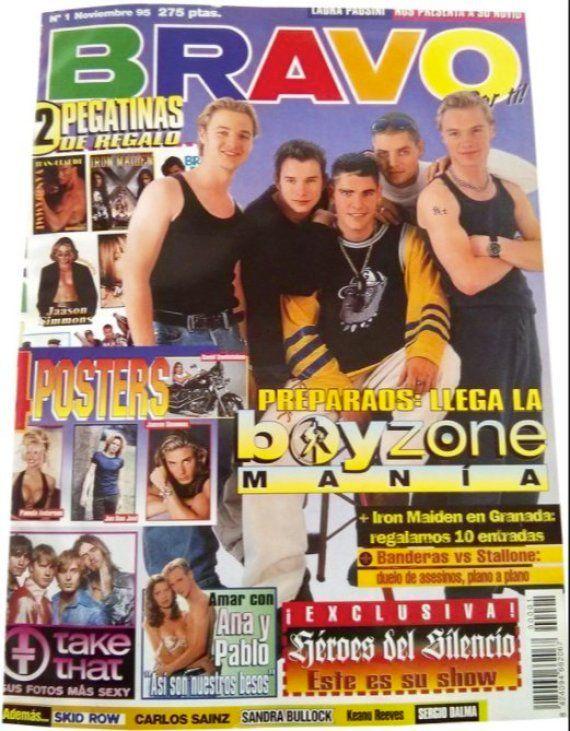 Cierra la revista 'Bravo' tras 21 años y 552 números en los