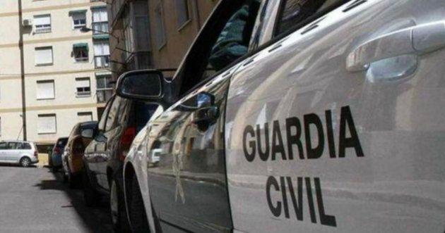 Imagen de archivo de un coche de la Guardia