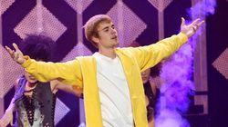 Justin Bieber aclara de qué era una sospechosa mancha en sus