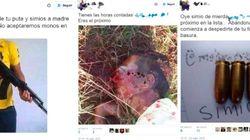 Detenidos 4 tuiteros por simular una subasta del presidente de asociación contra racismo para