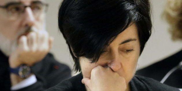 Rosario Porto fue hospitalizada por una mala reacción a un