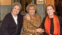 El emotivo recuerdo de Gemma Cuervo a Mariví Bilbao y Emma Penella en 'Sábado