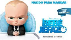 Bebé Jefazo: la peli que no querrás que vean tus hijos, ni tampoco tus