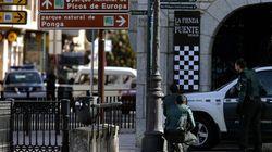 Un atracador se suicida tras protagonizar un robo con rehenes en una sucursal bancaria de Cangas de