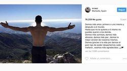 La última reflexión de Pablo Ráez: