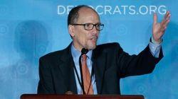 El Partido Demócrata elige al hispano Tom Pérez como su nuevo