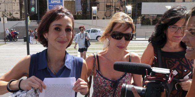 Juana Rivas se reencuentra con sus hijos en Italia y confía en obtener su