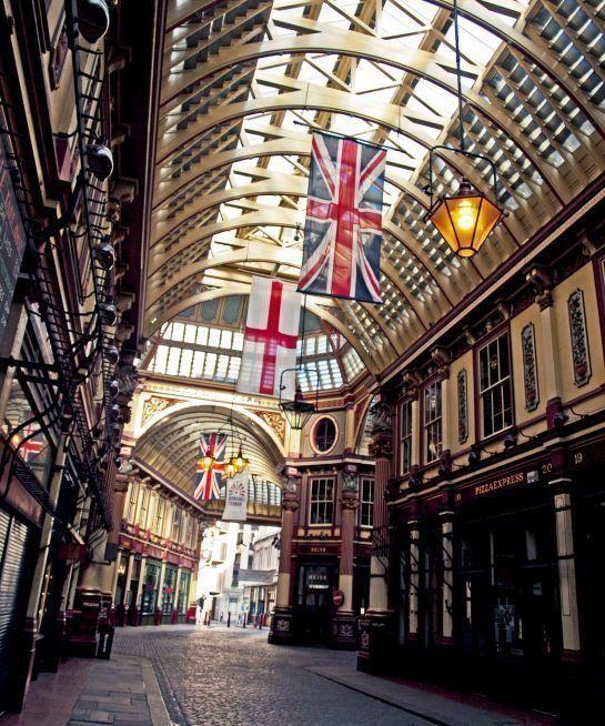 Ocho lugares de Londres que todo fan de 'Harry Potter' debe