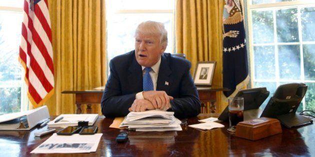 El último desplante de Trump a la prensa rompe una tradición de 93