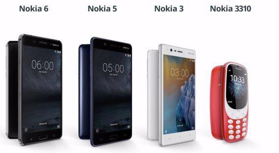 Este es el nuevo Nokia