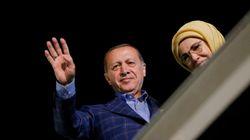 Erdogan, la carrera desenfrenada por el