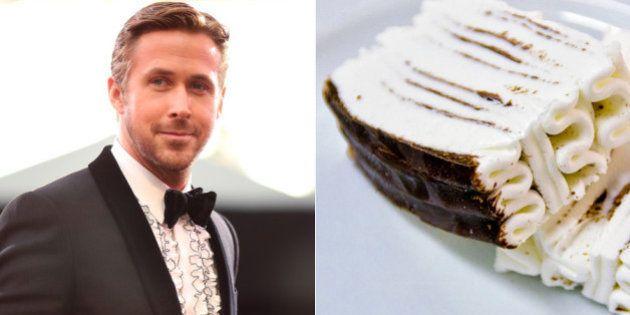 El homenaje de Ryan Gosling a la tarta Comtessa y otros parecidos razonables de los