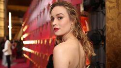 Brie Larson no tenía ningunas ganas de darle el Oscar a Casey Affleck (y su cara lo