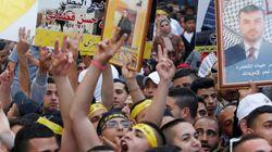 Más de mil palestinos encarcelados por Israel empiezan una huelga de