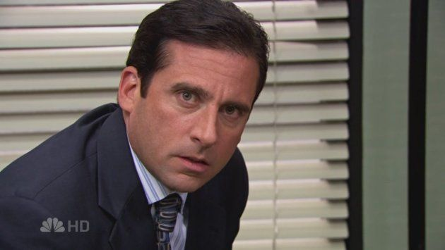 Michael Scott en 'The