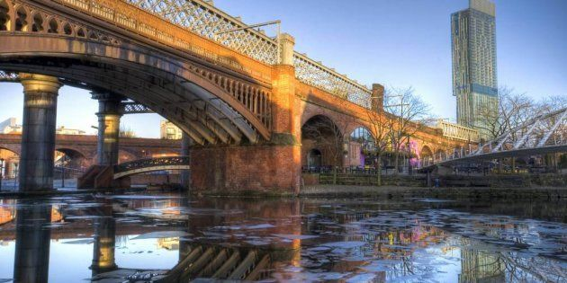Manchester, viaje a las raíces de la Revolución