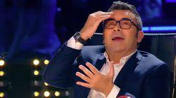 El detalle en 'Got Talent' que puso en peligro la intimidad de Jorge Javier
