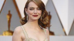 El detalle político del vestido de Emma Stone en los