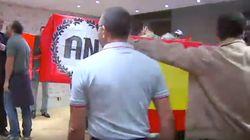 Aplazan la entrada a prisión de los cuatro ultras de Falange condenados por asaltar Blanquerna en