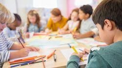 Carta abierta a la maestra de mi hijo, que habla de éxito escolar a niños de 3