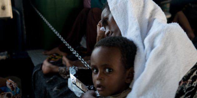 MSF denuncia el intento de Europa de que los refugiados eritreos no lleguen a su