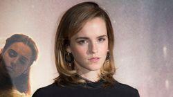 Emma Watson no va a hacerse selfis con sus fans... y tiene un buen