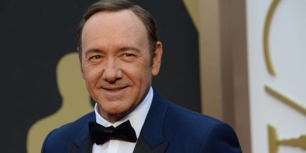 Kevin Spacey buscará