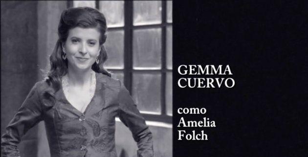 El pequeño homenaje a Cayetana Guillén Cuervo en el último capítulo de 'El Ministerio del