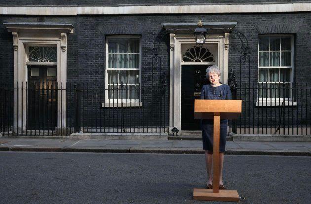 Theresa May anuncia elecciones anticipadas en Reino Unido para el 8 de