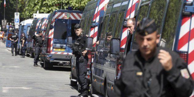 Detienen a dos yihadistas que iban a atentar en la campaña electoral